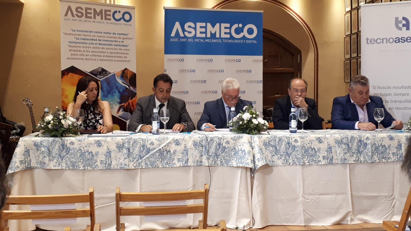 Tecnoasesores participa en la Asamblea General Electoral de Asemeco