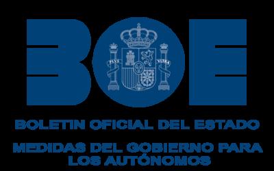 COVID-19: Medidas del gobierno para autónomos y empresa Actualizado a 06 de Abril de 2020